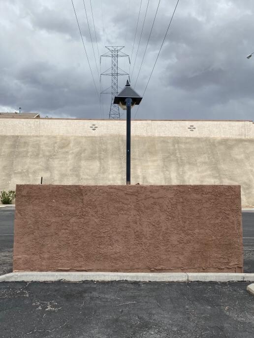 Dumpster Area Lighting